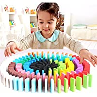 Skywalk Wood 10 Colours Learning Game Set (Multicolour)-100 Pieces