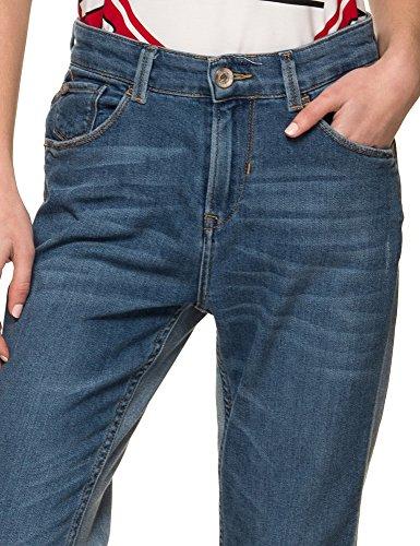 Jeans Blue Women's Women's Blue Jeans Contrast Garcia q1xYp6wFXY