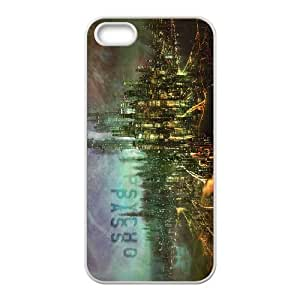 Psycho Pass iPhone 5 5s Cell Phone Case White njno