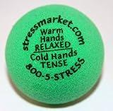 Stress Balls - 6 balls, assorted colors, Foam Ball