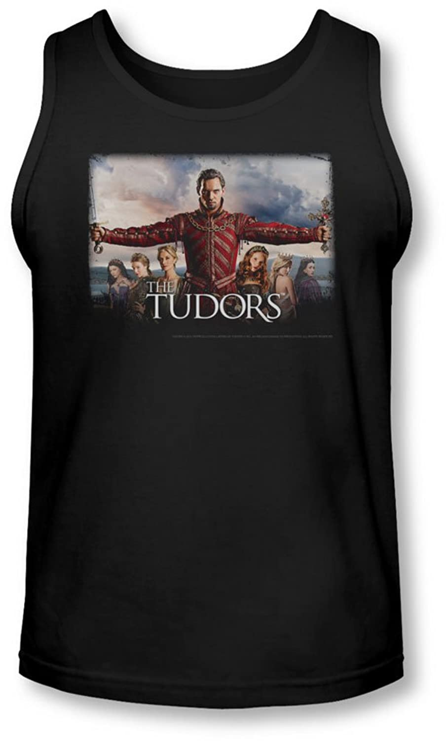 Tudors - Mens The Final Seduction Tank-Top