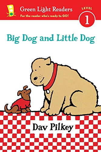 Big Dog and Little Dog (Reader) (Green Light Readers Level 1) by HMH Books for Young Readers