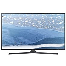 Samsung UN40KU6290 40-Inch 4K Ultra HD Smart LED TV