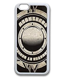 Custom Case with Design DIY Back Snap On Case for iPhone 6 4.7 TPU Black