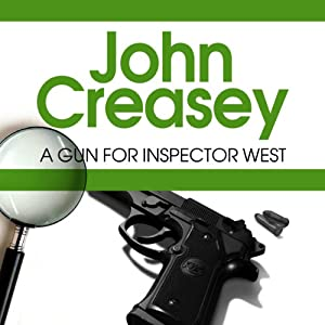 A Gun for Inspector West Audiobook