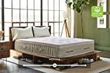 Brentwood Home Cedar Natural Latex Hybrid Mattress, GREENGUARD Gold &...