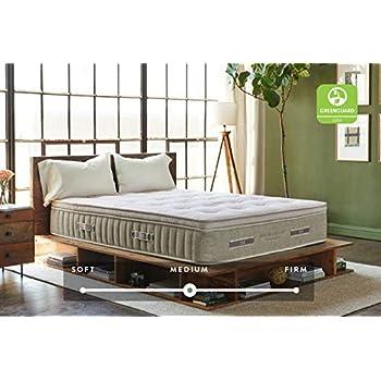 7d180fc642e Amazon.com  Brentwood Home 13-Inch Gel HD Memory Foam Mattress