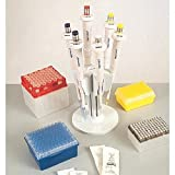 Eppendorf 022444905 Pipette Carousel Rack Stand for Six Pipettes