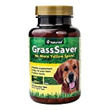 NaturVet GrassSaver for Dogs, 250 ct Soft Chews, Made in USA