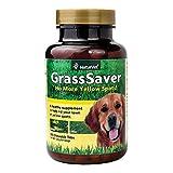 NaturVet GrassSaver for Dogs, 250 Chewable Tablets
