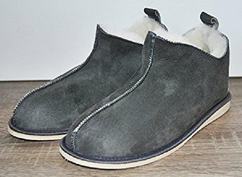 Merino Wool , Chaussons pour femme Gris gris 39 EUR