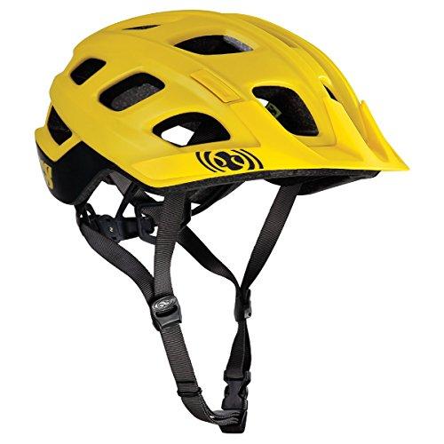 IXS Trail XC Trail Biking Helmet – 470-510-6120 (Yellow – XS)