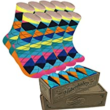 Men's Matching Dress Socks | Groomsmen Weddings Party Events | Gala 2 Collection