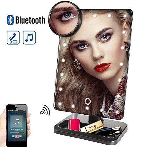 Awesome Bluetooth Vanity Mirror!