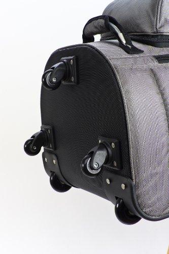 Samsonite Black Golf Deluxe Spinner Wheel Travel Cover Case, Black