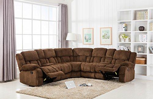 l shaped recliner sofa – Home Decor 88