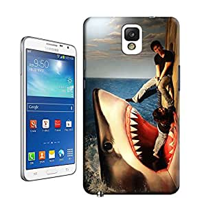 Amazing Hard Plastic Samsung Galaxy Note 3 Case, Fate Inn-23 Watch-Out-Very Real 3D Art-Samsung Galaxy Note 3 Case