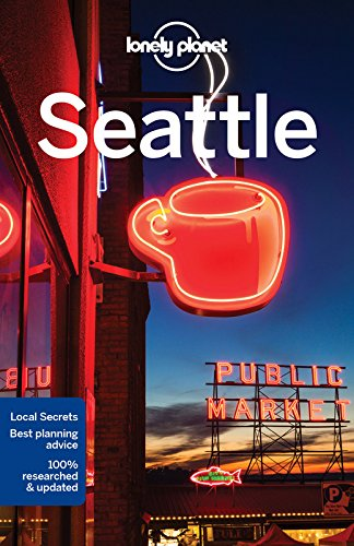Lonely Planet Seattle Travel Guide product image