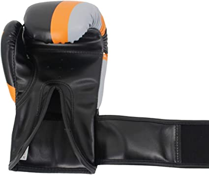 SOTF Adults MMA Venomous snake black Boxing gloves MMA Tiger Muay Thai gloves