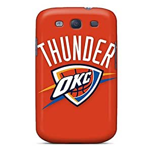 Hot New Nba Oklahoma City Thunder 2 Case Cover For Galaxy S3 With Perfect Design