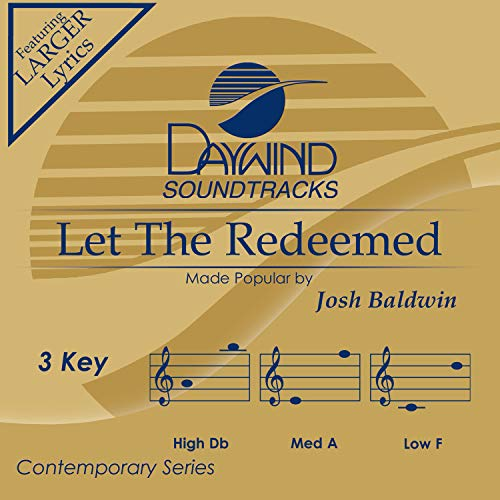 Let The Redeemed Album Cover