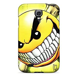 Galaxy S4 Case Bumper Tpu Skin Cover For Smiley Accessories