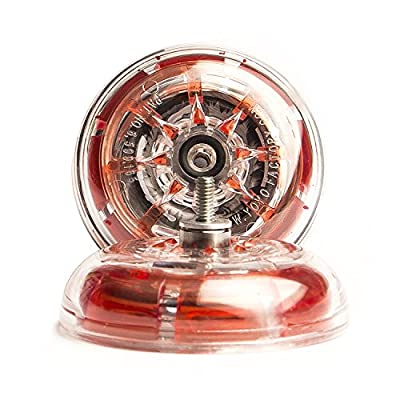 F.A.S.T. 201 Professional YoYo- Red: Toys & Games