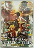 ATTACK ON TITAN : SINCE THAT DAY - COMPLETE MOVIE DVD BOX SET