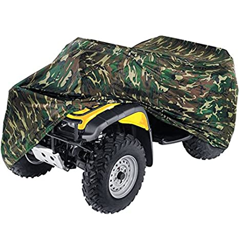 Delightful HEAVY DUTY WATERPROOF ATV COVER FITS UP TO 99u0026quot; LENGTH SUPERIOR ATV  COVERS 4