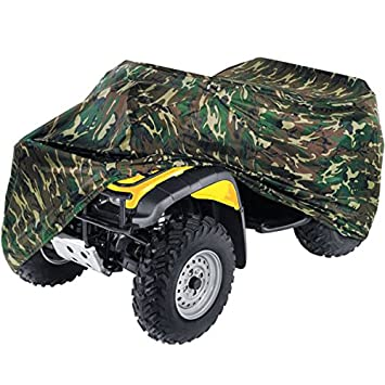 Amazon heavy duty waterproof atv cover fits up to 99 length image unavailable publicscrutiny Images