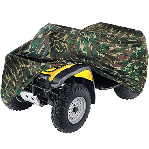 Used 4 Wheelers - HEAVY DUTY WATERPROOF ATV COVER FITS UP TO 99