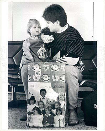 Historic Images - 1985 Vintage Press Photo NHL Boston Bruins HOF Ray Bourque - snb7579