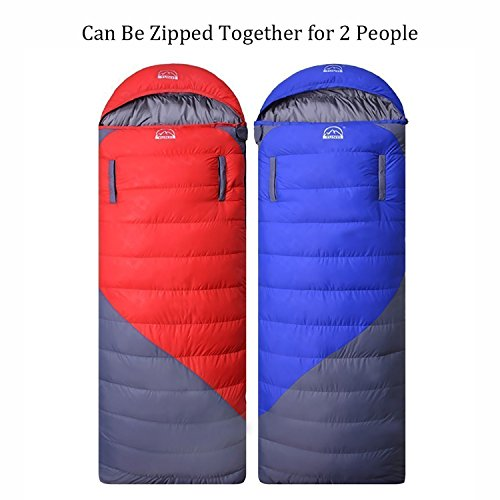 25 Degree Down Sleeping Bag - 4