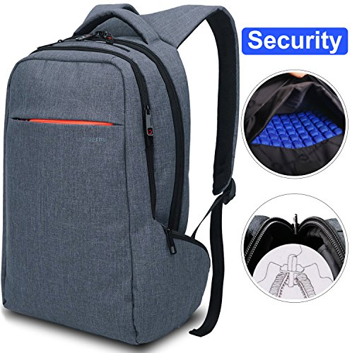 Travel Outdoor Computer Backpack Laptop bag 15.6''(blue) - 8