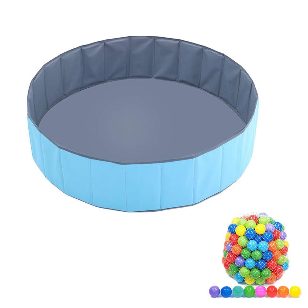 GREENWISH Kids Ball Pit Kiddie Balls Pool Soft Baby Playpen Indoor Outdoor - Ideal Gift Play Toy for Children Toddler Boys Girls