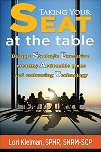 Taking Your SEAT at the Table