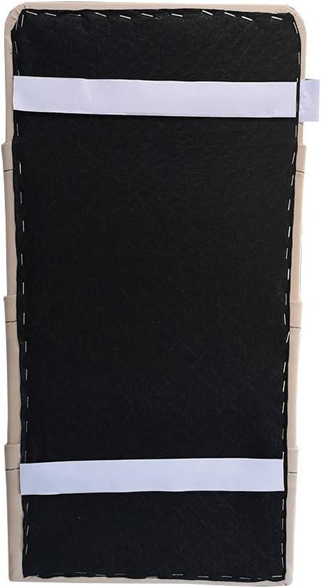 K/´Foam Bolsillero de Pared para Furgoneta Camper y Autocaravanas Organizador con Autoadhesivo y Velcro Color Vis/ón