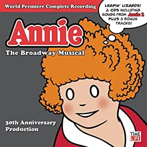 Annie: The 30th Anniversary Cast Recordings