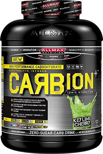 Allmax Nutrition Carbion 5lbs - Keylime Cherry