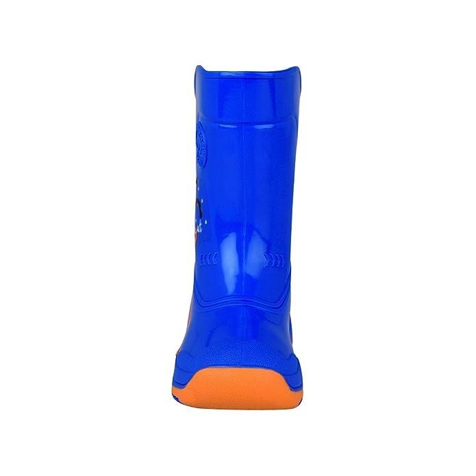 0d715610c4d13 BUBBLE GUMMERS Botas Burbujas 15-16 Sintetico Rey Naranja 16  Amazon.com.mx   Ropa