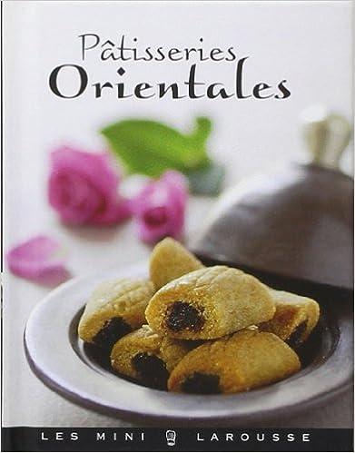 Pâtisseries orientales - Collectif sur Bookys