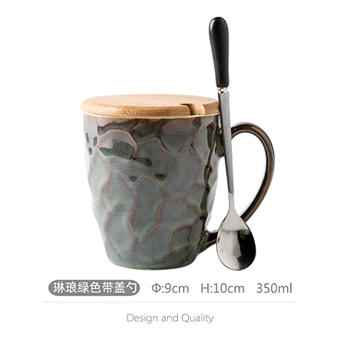 HRDZ Taza Taza Taza Simple Taza de cerámica casera Taza de café de ...