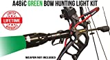 Cheap Wicked Lights A48iC Green Bow Hunting Light Kit for Bow Fishing, Predator & Hog Night Hunting