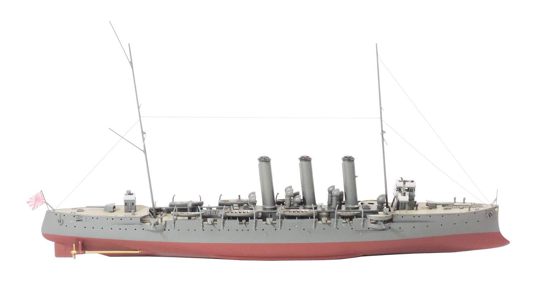 フォーサイト 1/500 日本海軍 三等巡洋艦 新高 レジン&メタルキット MSM-017 B07QR2KD6X