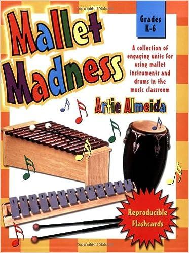 Book Mallet Madness (Grades K-6, Reproducible Flash Cards)