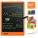 LCD Writing Tablet 10 Inch - NOBES Electronic Writing Board, Doodle Pad, LCD