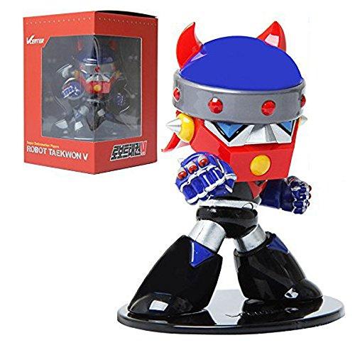 SD Robot Taekwon V Punch Figure