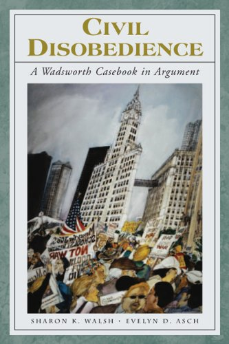 Civil Disobedience: A Wadsworth Casebook in Argument (with - Blue Planet Birmingham