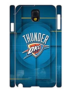 Wonderful Basketball Series HandmadeMen Pattern Team Logo Snap on Background for Samsung Galaxy Note 3 N9005 Case