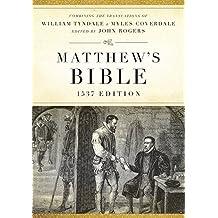 Matthew's Bible: 1537 Edition